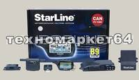 StarLine B9 Dialog CAN F5 V100