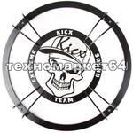KICX Объёмный гриль Kicx QS 300 (чёрный)