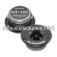 Alphard DT-102 4OHM